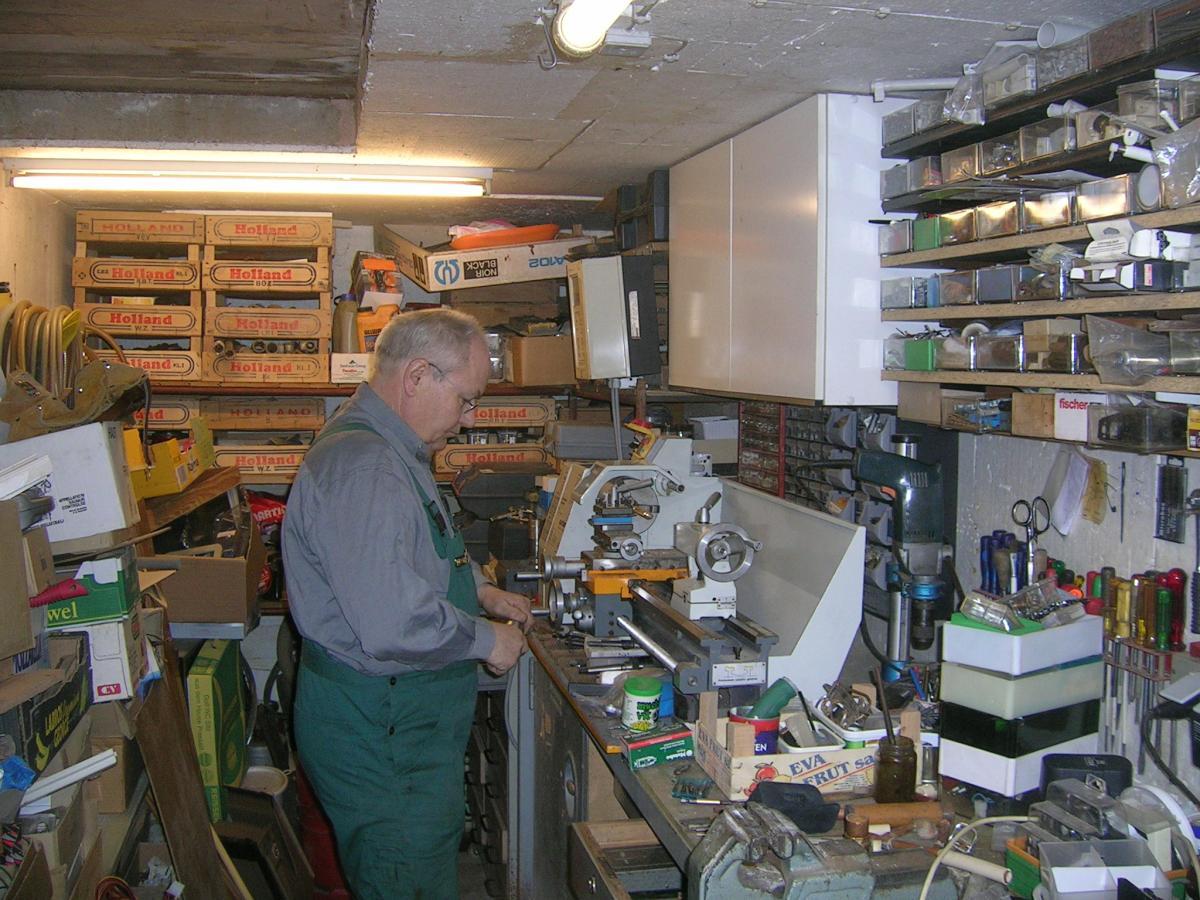 Werkstatt von Dr Christmann