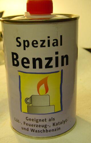 Der Sensor des Stroms des Benzins